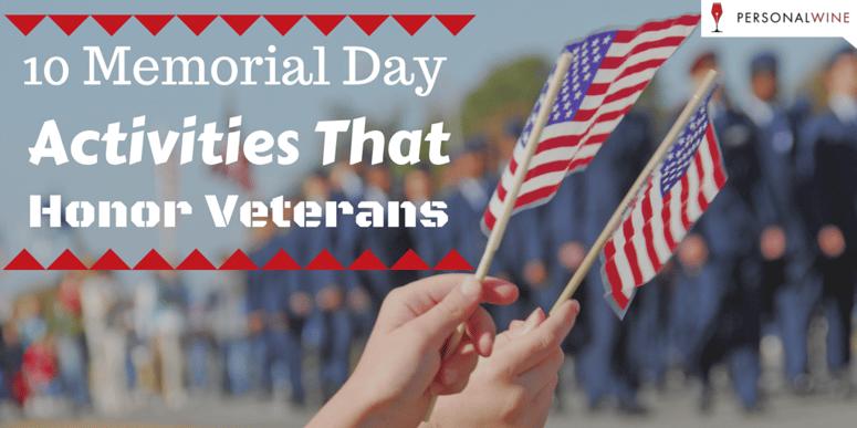 10 Memorial Day Activities That Honor Veterans