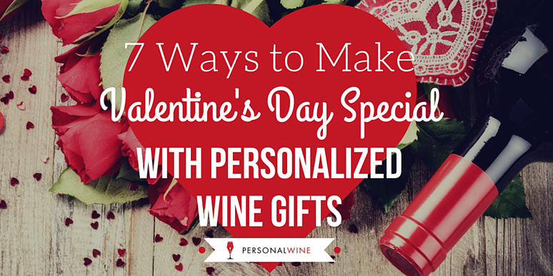 Personalized Wine Gifts.