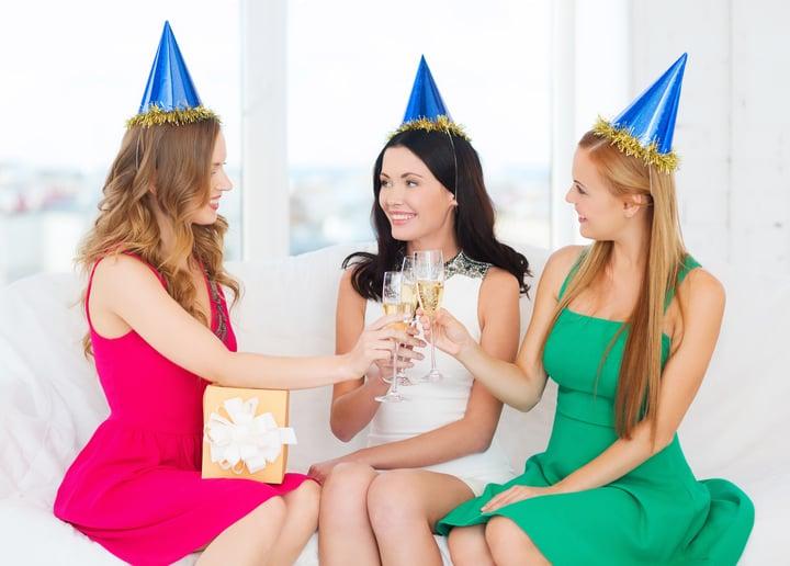 Wine Themed Bachelorette Party Ideas Glasses