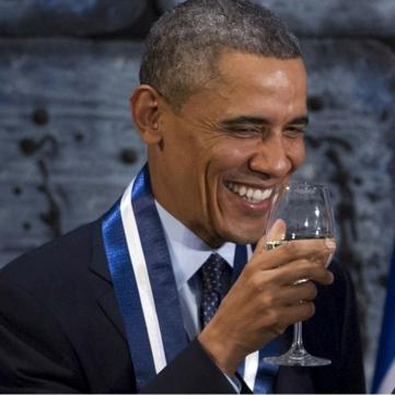 Barack Obama's favorite wine