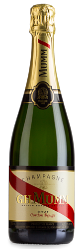 GHMumm Winery Champagne