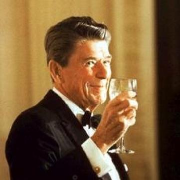 Ronald Reagan's favorite wine