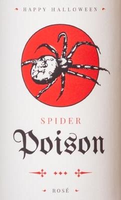 poison wine label