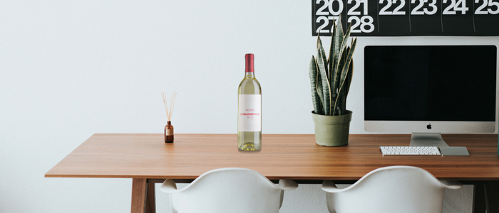 5 Reasons to Put Your Logo on a Wine Bottle
