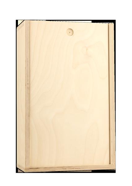 Custom Engraved Wine Box