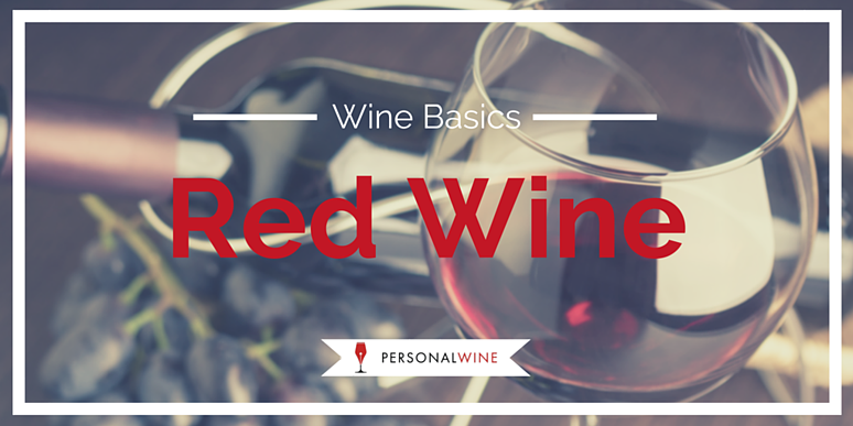Wine Basics: Red Wine