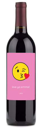 wine gifts for wine lovers with emojis