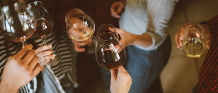 wine gift ideas for new clients